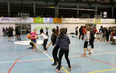 El Torneig Caga Tió arrenca amb rècord de participants