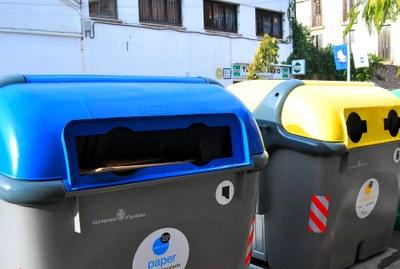 Campanya 'Oportunitats' per fomentar el reciclatge