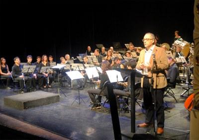 Cloenda del primer Stage de Banda Simfònica