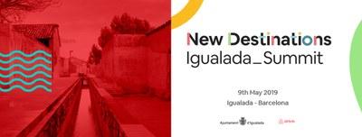 Compte enrere per al New Destinations Summit a Igualada