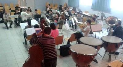 Concert cloenda del 1r Stage de Banda Simfònica
