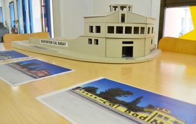 Concurs per decidir la imatge exterior de Cal Badia