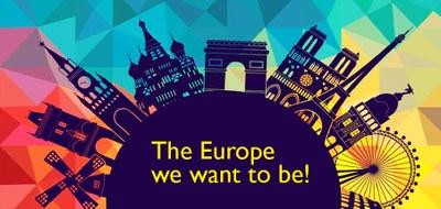 Concurs per infants i joves 'L'Europa que volem ser!'