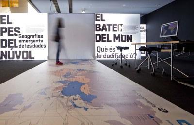 Conferència al Museu de la Pell sobre el big Data
