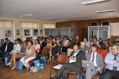 Conferència internacional a Aksakovo
