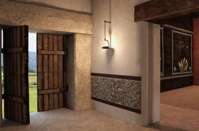 Conferència sobre la reconstrucció virtual de la Vil·la Romana