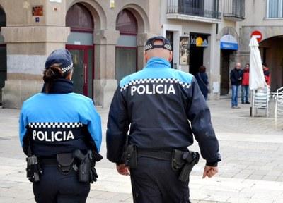 Convocatòria d'agents interins per la Policia Local