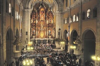 'Cors d'òpera', principal novetat per Santa Cecília