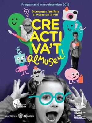 'Creactiva't al Museu!': activitats culturals i familiars al Museu de la Pell
