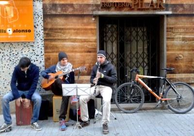 Crida als músics per Santa Cecília