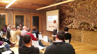 Darrer debat sobre el futur del barri del Rec