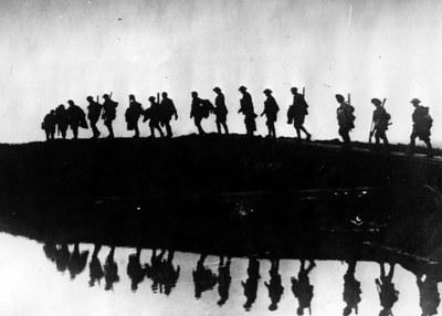 De Pell Sensible recorda els poetes de guerra