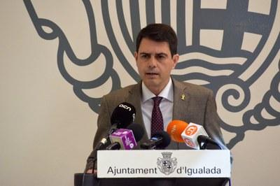 Detectat un brot de concentració de Coronavirus a Igualada