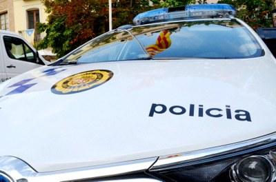 Detingut per conduir sota els efectes de l'alcohol i sense punts