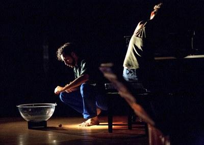 Dissabte, 'Pluja' a Teatre Municipal l'Ateneu