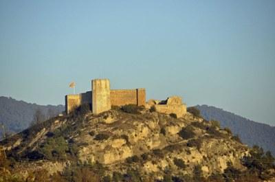 Diumenges en Família proposa una caminada al Castell de Claramunt