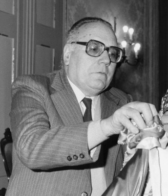Mor als 94 anys l'exregidor Josep Ramon i Gumà