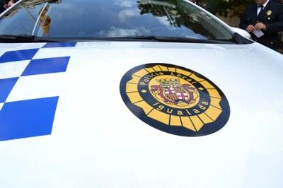 Dos detinguts per un robatori en un restaurant d'Igualada