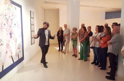 El 10 d'octubre, conferència de David Armengol al Museu de la Pell
