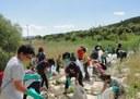 El 13 de maig, jornada de neteja del riu Anoia