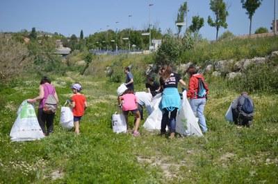 El 14 de maig, Clean-Up Day al riu Anoia