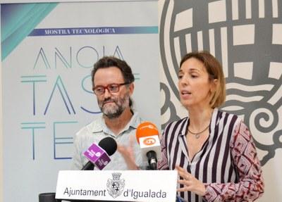 El 15 d'octubre, primera edició d'Anoia Tast-Tech