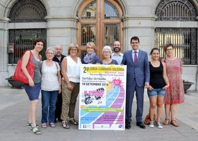 El 18 de setembre, segona Alzheimer Race a Igualada
