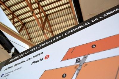 El 2 de juliol, visita guiada i gratuïta al Museu de la Pell