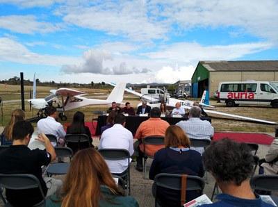 El 20 d'octubre, primera Jornada d'Aviació Adaptada