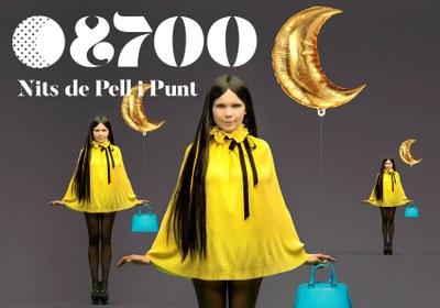 El 23 de febrer, primera edició de '08700 Nits de Pell i Punt'
