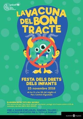 El 25 de novembre, festa pels Drets dels Infants