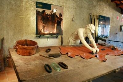 El 4 de juny, visita guiada i gratuïta al Museu de la Pell