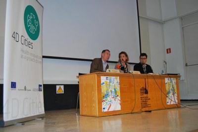 El 4D Cities presenta a Igualada les conclusions del projecte