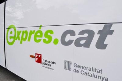 El bus interurbà Igualada-Barcelona preveu noves parades a la ciutat