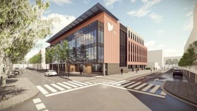 El Campus de Salut ja té projecte executiu