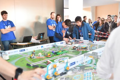 El Campus Universitari acull un torneig de la FIRST LEGO League