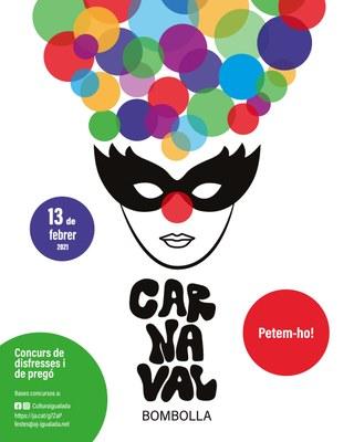 El Carnaval 2021, sense rua i amb un concurs de disfresses per Instagram