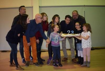 El Centre Cívic de Fàtima ha celebrat el seu 23è aniversari