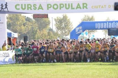 El dia 20 d'octubre arriba la 41a Cursa Popular d'Igualada