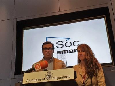El distintiu Soc Smart reconeix Igualada com a municipi innovador