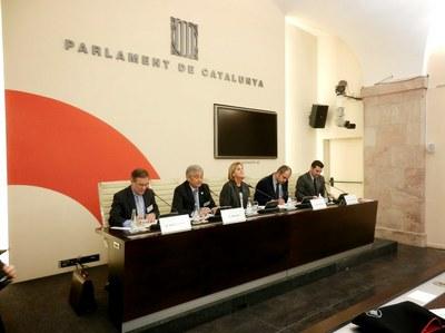 El Fòrum de Síndics presenta conclusions al Parlament