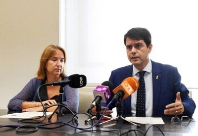 El govern municipal presenta el pressupost i les ordenances fiscals 2019