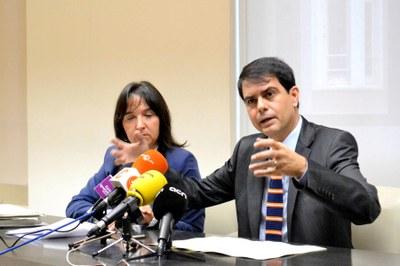 El govern municipal presenta les línies principals del nou pressupost