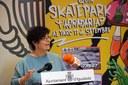 El jovent d'Igualada escull un skatepark de tipus bowl
