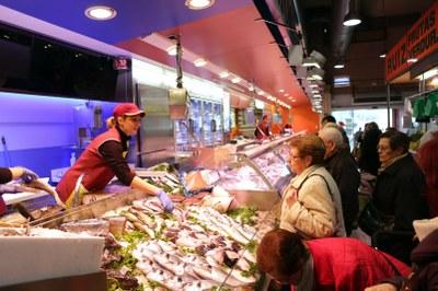 El mercat municipal obre el 8 de desembre