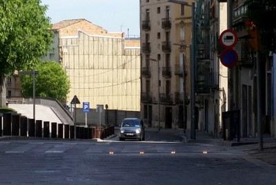El Pla d'Asfaltatge 2017 preveu actuar en vint punts de la ciutat