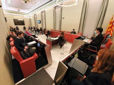 El Ple aprova inicialment el Pla de Mobilitat Urbana Sostenible