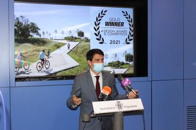 El projecte de recuperació de les antigues guixeres d'Igualada guanya el premi A'Design Award & Competition