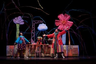 Elmer, l'elefant de colors al Teatre Municipal Ateneu