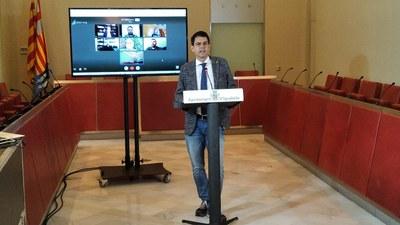 Els alcaldes de la Conca d'Òdena demanen a Treball garantir la prestació als treballadors afectats pel confinament